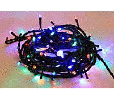 Vánoční osvětlení 50 LED - BAREVNÉ