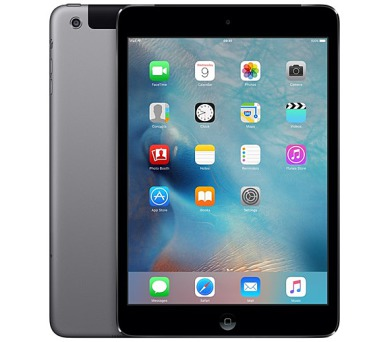 "Apple iPad mini 2 s Retina displejem 16 GB Cellular 7.9"" + INTERNET ZDARMA"