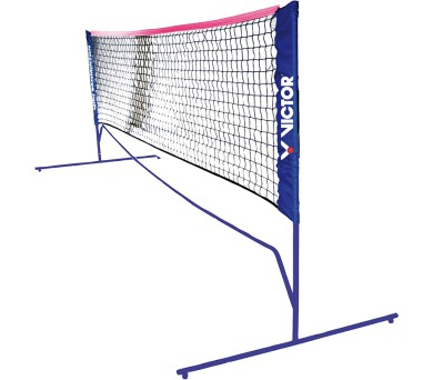 Victor Mini Badminton net - 3 nastavitelné výšky