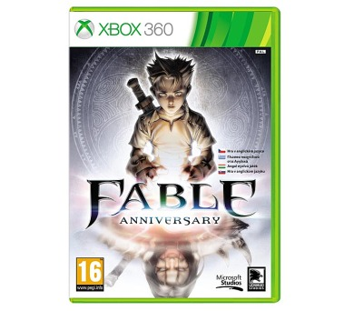 Microsoft Xbox 360 Fable Anniversary