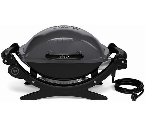 Weber Q 2400 (tmavošedý) - nový model + DOPRAVA ZDARMA