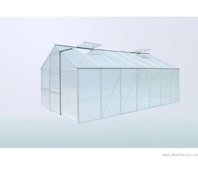 Polykarbonátový skleník SH4300 + DOPRAVA ZDARMA