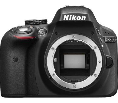 Nikon D3300 + 18-105 AF-S DX VR + ZDARMA powerbanka Nikon + DOPRAVA ZDARMA