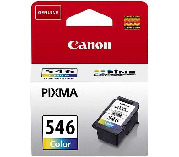 Canon PG-545/CL-546 Multi originální - černá/červená/modrá/žlutá + DOPRAVA ZDARMA