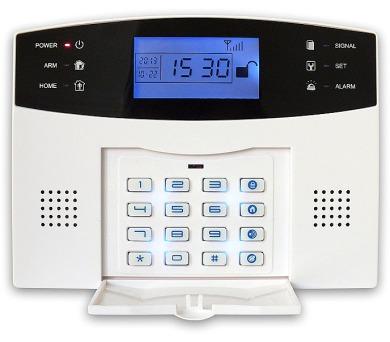 iGET SECURITY M2B - GSM zabezpečovací systém
