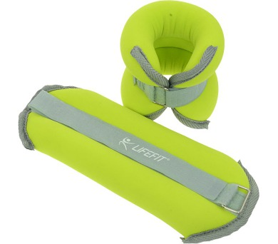 Lifefit ANKLE/WRIST WEIGHTS 2 x 1,0kg