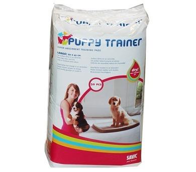 Podložky Puppy trainer L náhradní 50ks