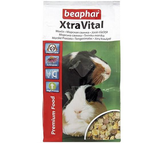 Krmivo X-traVital morče 2,5kg