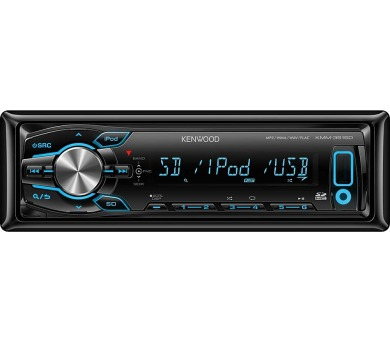 Kenwood KMM-361SD s USB