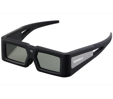 YA G30 3D brýle CASIO