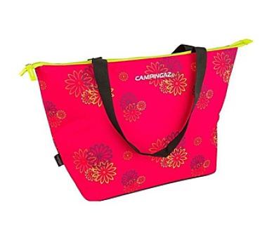 Campingaz přes rameno SHOPPING COOLER 15L Pink daisy