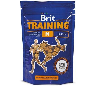 Brit Premium Training Snack M 200g