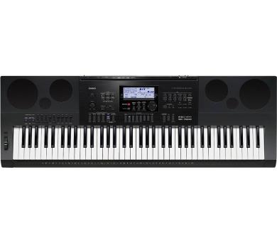 WK 7600 klávesový nástroj CASIO