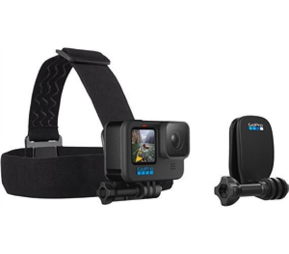 GoPro k uchycení na hlavu + QuickClip + DOPRAVA ZDARMA