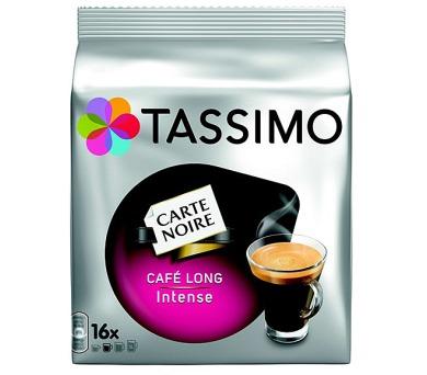 Kapsle Carte Noire Café Long Intense 128g Tassimo