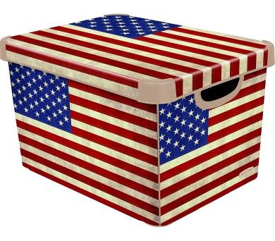 Curver American Flag vel. L