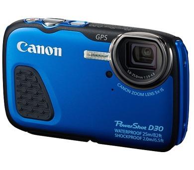 Canon PowerShot D30 HS podvodní