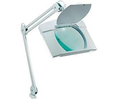 Lupa stolní s osvětlením Toolcraft + DOPRAVA ZDARMA