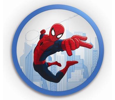DISNEY SVÍTIDLO STROPNÍ Spiderman LED 1x4W Massive 71760/40/16 + DOPRAVA ZDARMA