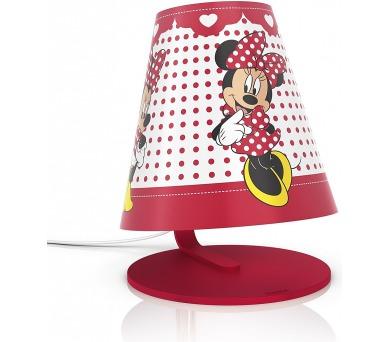 DISNEY LAMPA STOLNÍ Minnie Mouse 1x4W Massive 71764/31/16 + DOPRAVA ZDARMA