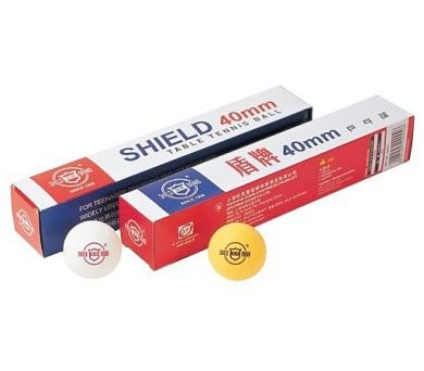 Míčky na stolní tenis DOUBLE HAPPINESS Shield