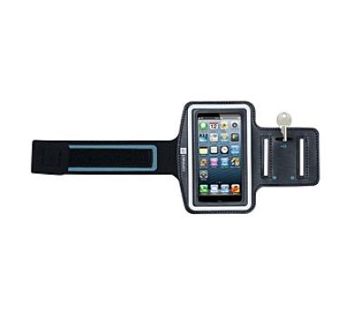 Pouzdro na mobil sportovní Connect IT M4 pro iPhone 5 - černé
