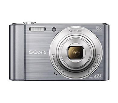 Sony DSC-W810S + DOPRAVA ZDARMA