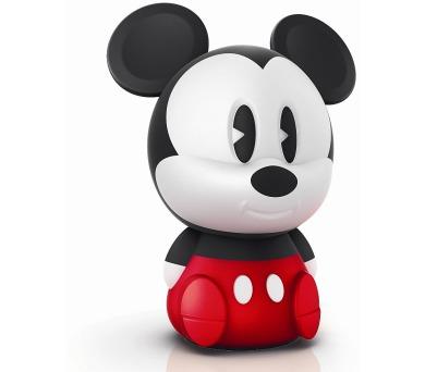 DISNEY STOLNÍ LAMPA Softpal Mickey LED Massive 71709/30/16 + DOPRAVA ZDARMA