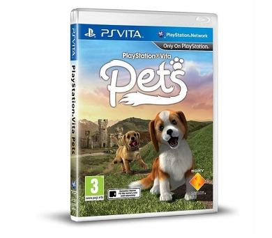 Sony PS VITA Pets