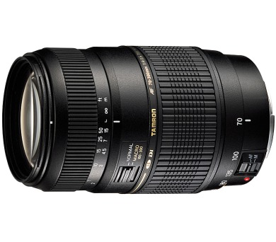 Tamron AF 70-300mm F/4-5.6 Di LD Macro 1:2 pro Canon + DOPRAVA ZDARMA