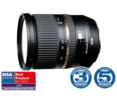 Tamron SP 24-70mm F/2.8 Di VC USD pro Canon