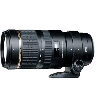 Tamron SP 70-200mm F/2.8 DI VC USD pro Nikon + DOPRAVA ZDARMA