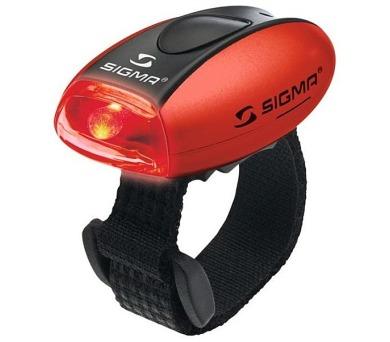 kolo Sigma MICRO LED červená