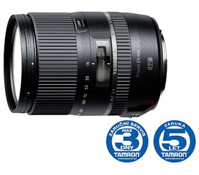 Tamron AF 16-300mm F/3.5-6.3 Di II PZD pro Sony