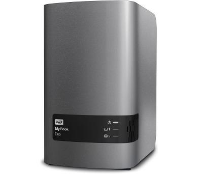 """HDD ext. 3,5"""" Western Digital My Book Duo 12TB USB 3.0"""