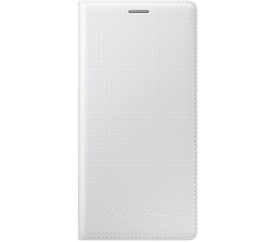 Samsung pro Galaxy S5 mini (EF-FG800BH) - bílé + DOPRAVA ZDARMA