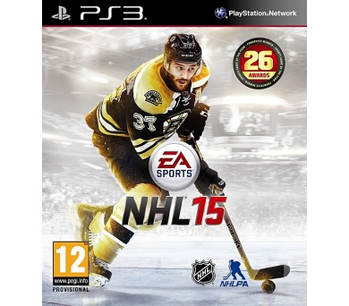 Hra EA PlayStation 3 NHL 15