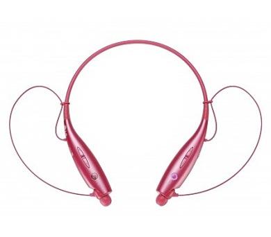 LG HBS 730 Tone+ bezdrátová - růžová + DOPRAVA ZDARMA