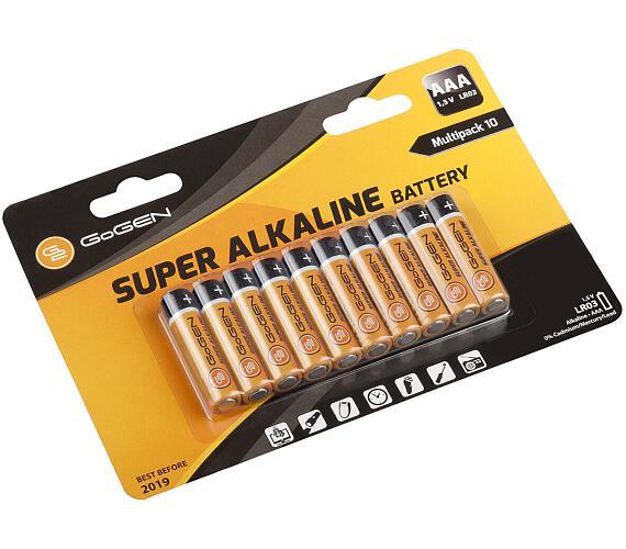 GoGEN SUPER ALKALINE AAA