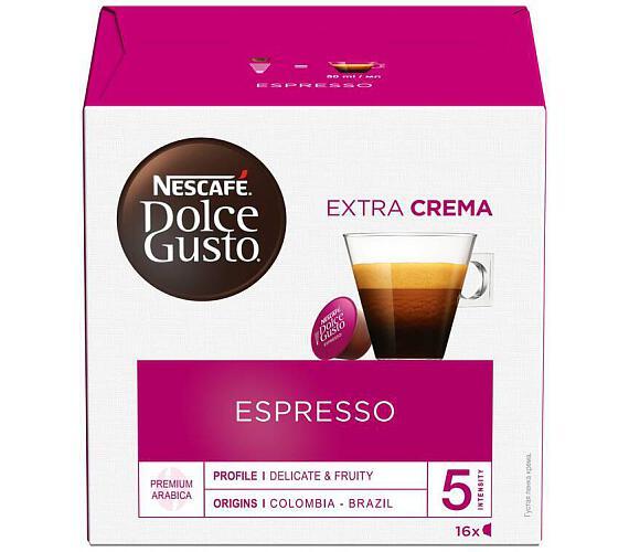 NESCAFÉ Espresso 16 ks k Dolce Gusto