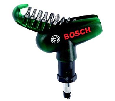 Bosch 10 dílná šroubovací sada