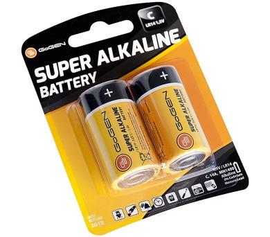 GoGEN SUPER ALKALINE C
