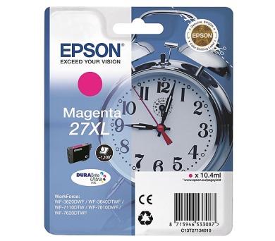 Epson Magenta 27XL DURABrite Ultra Ink