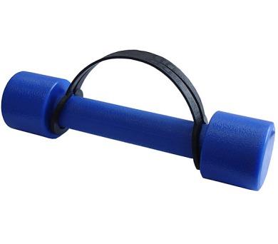 ACRA Plastová aerobiková činka 0,5 kg