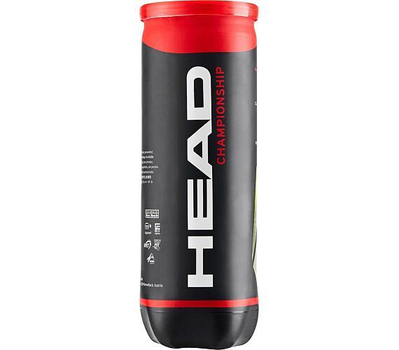 DUNLOP Championship míčky tenisové 3ks