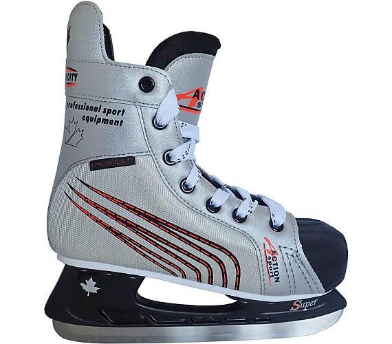 ACRA H707 Hokejové brusle dětské - rekreační kategorie