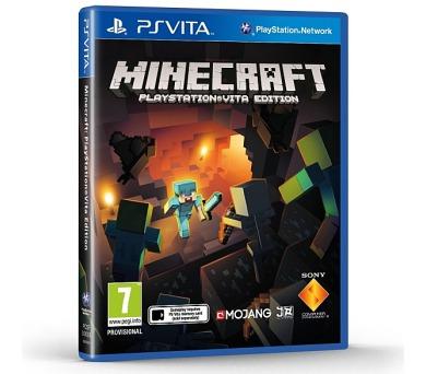 Sony PS VITA Minecraft