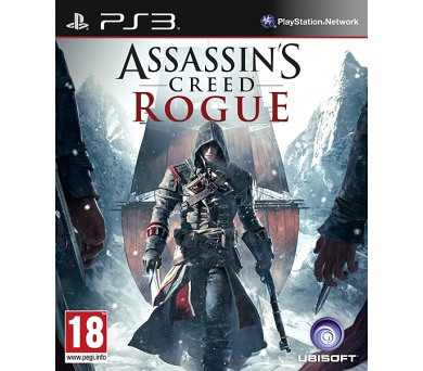 Ubisoft PlayStation 3 Assassins Creed Rogue