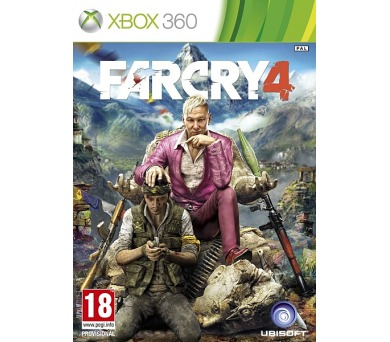 Ubisoft Xbox 360 Far Cry 4