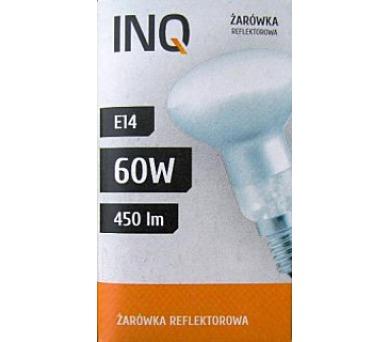Žárovka INQ R50 60W E14